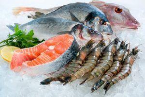 Морепродукты против рака