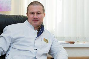 Доктор Михаил Еникеев