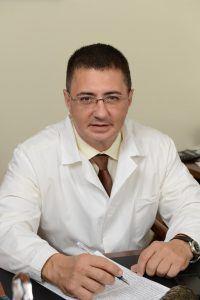 Александр Мясников — кандидат медицинских наук, доктор медицины США