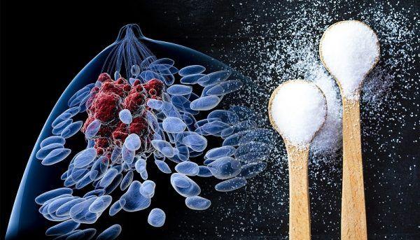 Сахар — топливо для рака