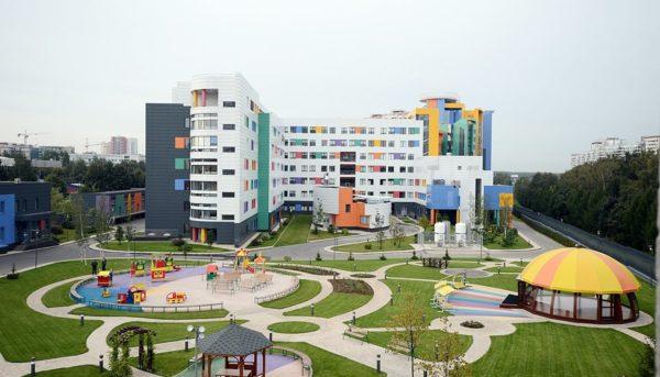 Центр детской гематологии им. Дмитрия Рогачёва