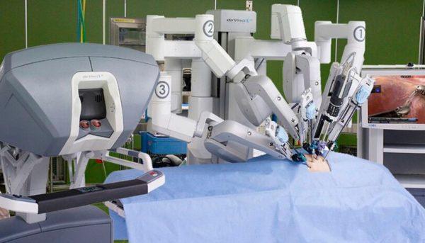Прецизионный медицинский робот