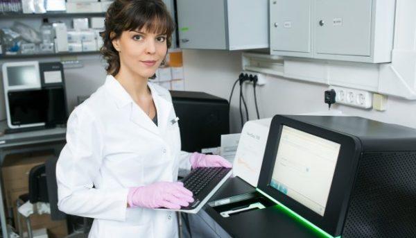 Молекулярный биолог Анна Кудрявцева